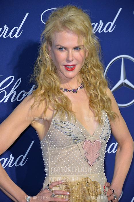 Actress Nicole Kidman at the 2017 Palm Springs Film Festival Awards Gala. January 2, 2017<br /> Picture: Paul Smith/Featureflash/SilverHub 0208 004 5359/ 07711 972644 Editors@silverhubmedia.com