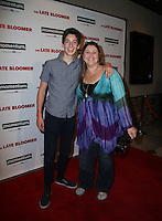LOS ANGELES, CA - OCTOBER 03: Camryn Manheim, Milo Manheim attends the premiere of Momentum Pictures' 'The Late Bloomer' at iPic Theaters on October 3, 2016 in Los Angeles, California. (Credit: Parisa Afsahi/MediaPunch).