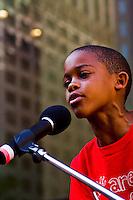 Chicago Teachers Rally Against School Closings 5-20-13