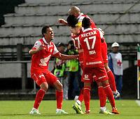 Once Caldas vs Independiente Santa Fe, 19-11-2014. LP 2_2014 Cuadrangular SemiFinal