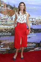 BEVERLY HILLS, CA - JULY 27: Tricia Helfer at the Hallmark Channel and Hallmark Movies and Mysteries Summer 2016 TCA press tour event on July 27, 2016 in Beverly Hills, California. Credit: David Edwards/MediaPunch