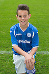 St Johnstone FC Academy Under 14's<br /> Thomas Penker<br /> Picture by Graeme Hart.<br /> Copyright Perthshire Picture Agency<br /> Tel: 01738 623350  Mobile: 07990 594431