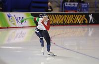 SPEEDSKATING: CALGARY: Olympic Oval, 25-02-2017, ISU World Sprint Championships, 500m Ladies, Yvonne Daldossi (ITA), ©photo Martin de Jong