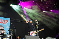 JUN 14 Bowling For Soup performing at Download Festival