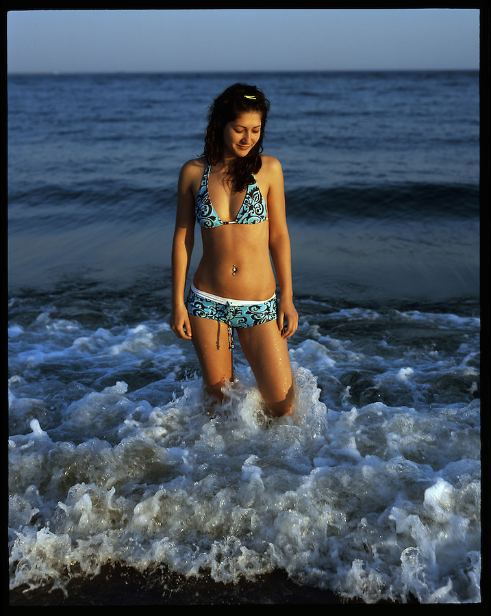 Vivag Uavga, 19. Hungary by way of Borrough Park, Brooklyn. Coney Island teen-agers. Summer 2008.