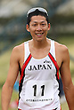 Shinichi Tomii (JPN), OCTOBER 30, 2011 - Modern Pentathlon : The 51st All Japan Modern Pentathlon Championships 3km cross-country run at JSDF Physical Training School, Saitama, Japan. (Photo by YUTAKA/AFLO SPORT) [1040]