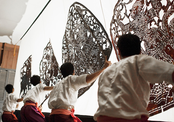 Arts works to support the revival of traditional Khmer performing arts ...