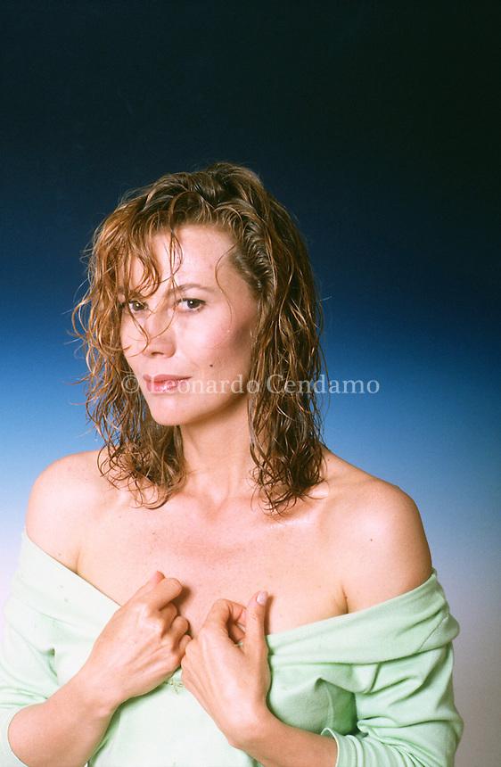 Daniela Poggi (born October 17, 1954) is an Italian film and stage actress and television presenter. Daniela Poggi, è attrice e conduttrice televisiva italiana. Roma, maggio 1995. © Leonardo Cendamo