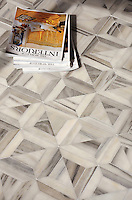 Newman in Horizon Honed, , is part of The Studio Line of Ready to Ship mosaics.