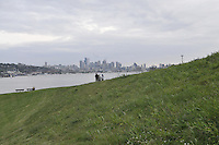 Gasworks Park, Seattle, Washington, USA