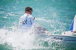 Cayman IslandsLaser RadialMenHelmCAYPB1PabloBertran<br /> Day3, 2015 Youth Sailing World Championships,<br /> Langkawi, Malaysia
