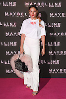 Liza Owen at the Maybelline Bring on the Night party at The Scotch of St James, London, UK. <br /> 18 February  2017<br /> Picture: Steve Vas/Featureflash/SilverHub 0208 004 5359 sales@silverhubmedia.com