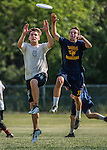 2016-06-04 HS: Vermont State Ultimate Disk Championships