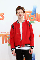 WESTWOOD, CA - OCTOBER 23: Thomas Barbusca at the premiere Of 20th Century Fox's 'Trolls' at Regency Village Theatre on October 23, 2016 in Westwood, California. Credit: David Edwards/MediaPunch