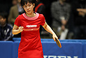 Kasumi Ishikawa, JANUARY 20, 2011 - Table Tennis : All Japan Table Tennis Championships,  Mixed Doubles at Tokyo Metropolitan Gymnasium, Tokyo, Japan. (Photo by Daiju Kitamura/AFLO SPORT) [1045]..