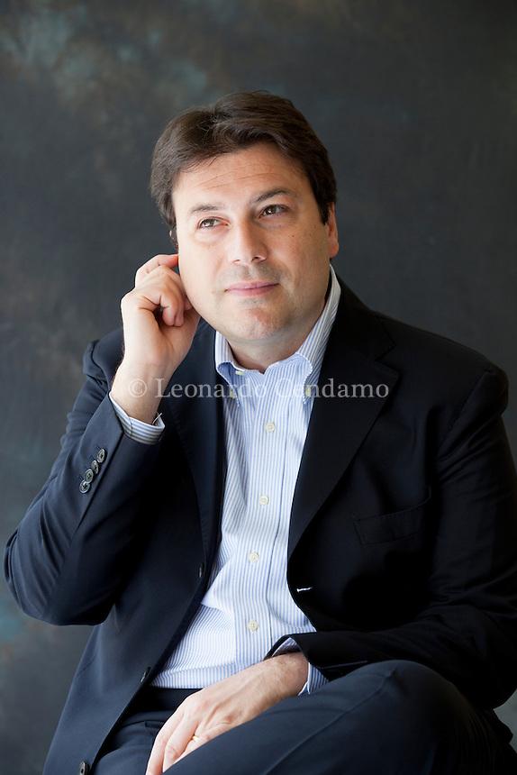 Tomaso Montanari è professore associato confermato di 'Storia dell'arte moderna' (L-ART 02) presso il Dipartimento di Studi Umanistici dell'Università degli studi di Napoli 'Federico II', sezione di 'Storia del patrimonio culturale'. Salone del Libro di Torino, Maggio 2014. © Leonardo Cendamo