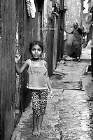 Dharavi : the largest of the slums in Asia