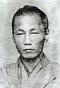 Undated - Hikoma Ueno (1838-1904) was a pioneer Japanese photographer in Bakumatsu (Late Tokugawa Era) to Early Meiji period. He is noted for his fine portraits, often of important Japanese and foreign figures, and for his excellent landscapes, particularly of Nagasaki and its surroundings. He took portraits of such figures as Sakamoto Ryoma, Takasugi Shinsaku and Katsu Kaish. (Photo by Kingendai Photo Library/AFLO)