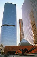 Los Angeles: Museum of Contemporary Art, 1984-86. Arata Isozaki.Photo '87.