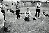 Simbata De Sus, Transylvania<br /> Romania<br /> April 26,1992<br /> <br /> Gypsy village
