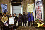 NEW CROSS FIRE SOUTH LONDON 1981 BLACK COMMUNITY PROTEST