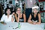 Bananarama - Sept 1986- Keren Woodward,<br /> Sara Dallin, Siobhan Fahey -In store appearance-  Sept 1986