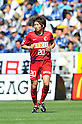 Gaku Shibasaki (Antlers), APRIL 29, 2011 - Football: 2011 J.League Division 1 match between Avispa Fukuoka 1-2 Kashima Antlers at Level 5 Stadium in Fukuoka, Japan. (Photo by AFLO)