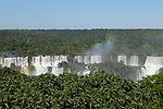 South America, Brazil, Iguacu Falls.