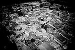 An aerial view of Port-au-Prince, Haiti.
