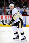 6 February 2010: Pittsburgh Penguins' center and team captain Sidney Crosby warms up prior to a game against the Montreal Canadiens at the Bell Centre in Montreal, Quebec, Canada. The Canadiens defeated the Penguins 5-3. Mandatory Credit: Ed Wolfstein Photo