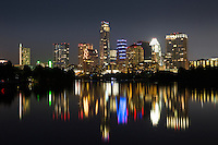 Austin Skyline, Cityscape & Panoramic Photo Image Gallery