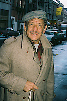 Jerry Stiller in NYC late 1980's