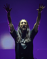 Steve Aoki performs at Hard Rock Live held at the Seminole Hard Rock Hotel & Casino. FL