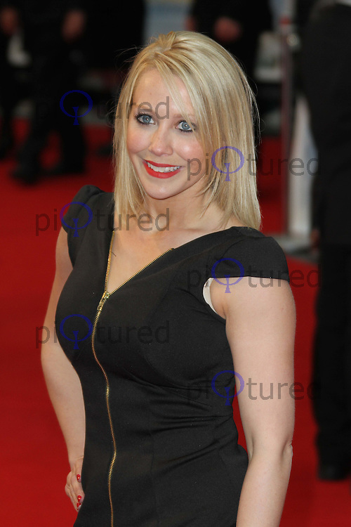 Laura Hamilton Larry Crowne World Premiere, Westfield Shopping Centre, West London, UK, 06 June 2011:  Contact: Rich@Piqtured.com +44(0)7941 079620 (Picture by Richard Goldschmidt)
