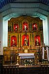Mission San Juan Bautista, main altar