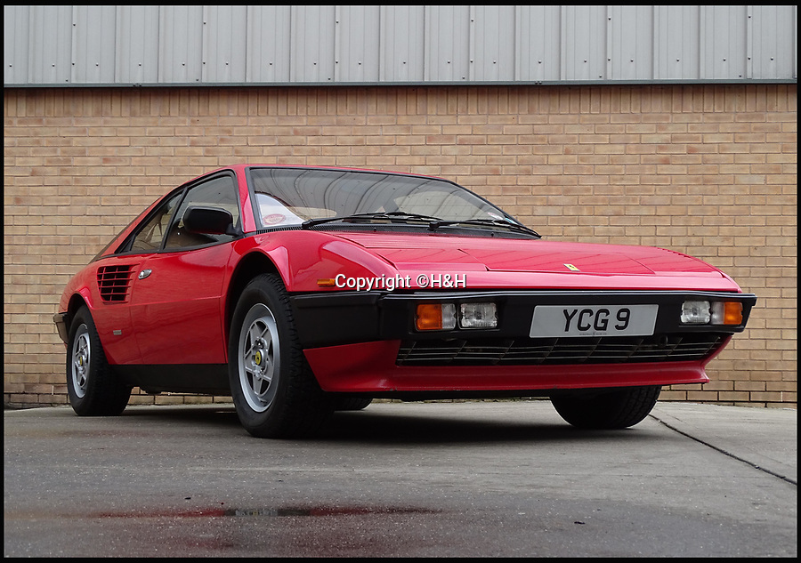 BNPS.co.uk (01202 558833)<br /> Pic: H&amp;H/BNPS<br /> <br /> 1981 Ferrari Mondial 8 estimated at &pound;35,000.<br /> <br /> A stunning sports car owned by David Beckham has emerged in a sale of eleven Ferraris - making a whole football team of motors. <br /> <br /> Golden Balls owned the 360 Spider in the early noughties when he was at the peak of his powers ahead of a big money move to Real Madrid. <br /> <br /> Becks, a renowned car nut, kitted the 2001 motor out with an F1-style gearbox, carbon fibre backed racing seats, tinted windows and custom bodywork.<br /> <br /> The car's combined worth is a whopping &pound;2,200,000.