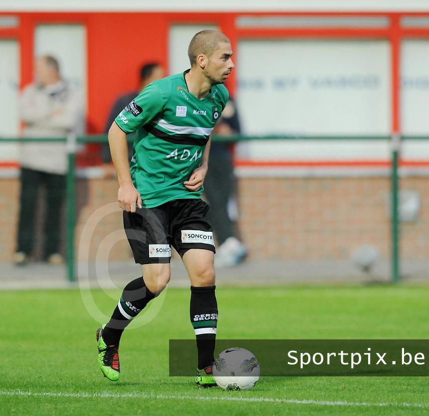 KV Kortrijk : Denis Viaene.foto VDB / BART VANDENBROUCKE
