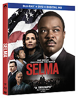Selma (2014) <br /> BLU RAY &amp; DVD COVER ART<br /> *Filmstill - Editorial Use Only*<br /> CAP/KFS<br /> Image supplied by Capital Pictures