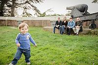 Keller Family Portraits | Fort Mason San Francisco