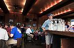 Dornan's bar and pizza restaurant, Moose Junction, Grand Teton National Park, Wyoming, USA.