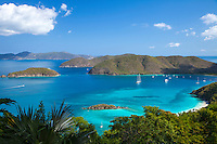 View of Cinnamon Bay <br />