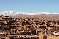 Tikirte village, Morocco