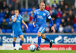 St Johnstone v Hibs...02.10.10  .Jody Morris controls the middle of the park.Picture by Graeme Hart..Copyright Perthshire Picture Agency.Tel: 01738 623350  Mobile: 07990 594431