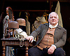 Mr Foote's Other Leg <br /> by Ian Kelly <br /> at Theatre Royal Haymarket, London, Great Britain <br /> press photocall<br /> 30th October 2015 <br /> <br /> <br /> <br /> Simon Russell Beale as Samuel Foote<br /> <br /> <br /> <br /> Photograph by Elliott Franks <br /> Image licensed to Elliott Franks Photography Services