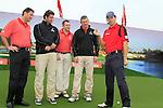 Abu Dhabi HSBC Golf Championship 2011 Day 3 Harrington