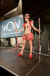 New Zealand, North Island, Wellington, fashion show for WOW World of Wearable Art. Photo copyright Lee Foster. Photo #126700