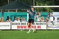 KAATSEN: HEERENVEEN: 03-07-2015, Masterskaatsen, Winnaars Menno van Zwieten, Dylan Drent en Hans Wassenaar (Opslag) (Koning), ©foto Martin de Jong