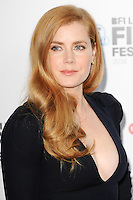 LONDON, UK. October 11, 2016: Amy Adams at the London Film Festival 2016 photocall for &quot;Arrival&quot; at the Corinthia Hotel, London.<br /> Picture: Steve Vas/Featureflash/SilverHub 0208 004 5359/ 07711 972644 Editors@silverhubmedia.com