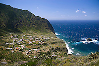 Salina, Eolian Islands, Italy, June 2006. The Ancient crater of Pollara is now home to a village. The Volcanic Eolian Islands of Southern Italy offer a spectacular landscape for trekking while staying in picturesque towns. Photo by Frits Meyst/Adventure4ever.com