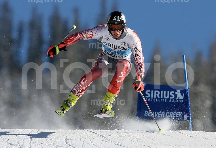 Ski Alpin; Saison 2006/2007  Riesenslalom Herren Christoph Gruber (AUT)